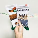 Носки Friends