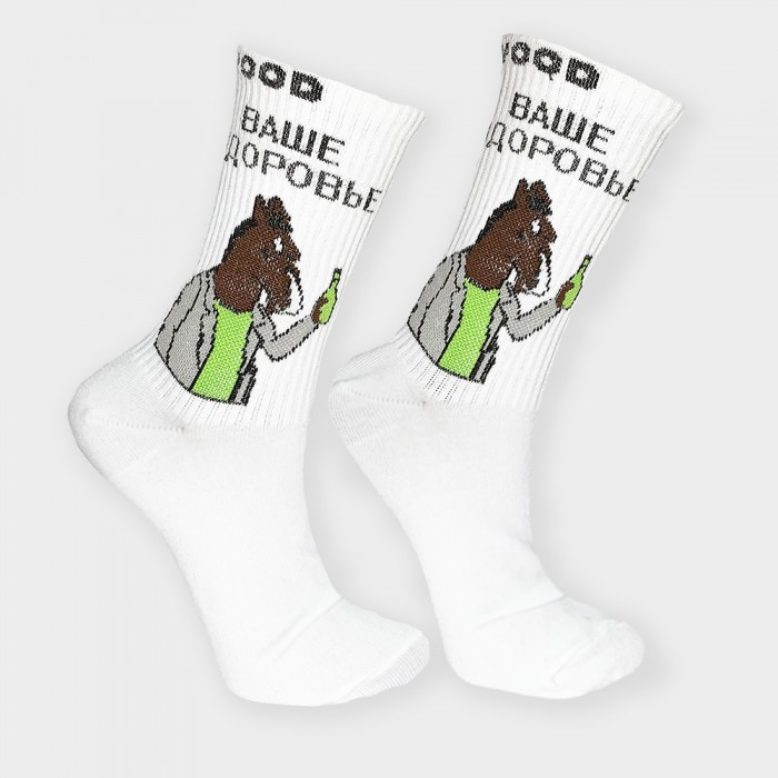 Носки BoJack Horseman